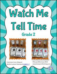 watch me tell time grade 2 - tpt final