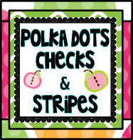 polka dots checks and stripes
