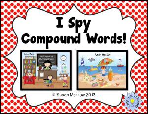 I Spy Compound Words!