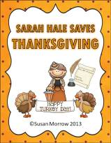 Sarah Hale Saves Thanksgiving